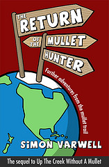 The Return of the Mullet Hunter - now out on amazon.co.uk