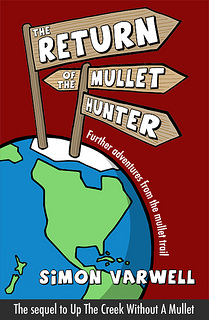 The Return of the Mullet Hunter - now free on Kindle (until Sunday)