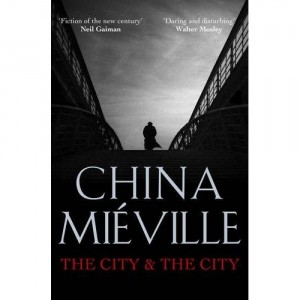 The City & The City cover - click for Amazon page
