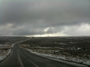 Snow on the Lecht