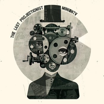 The Last Projectionist album artwork