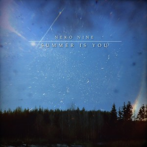 Neko Nine's album cover for Summer is You