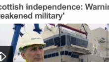 BBC News headline