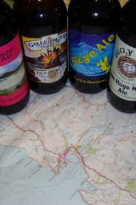 Island Hopping: travels to Scotland's island breweries (forthcoming)