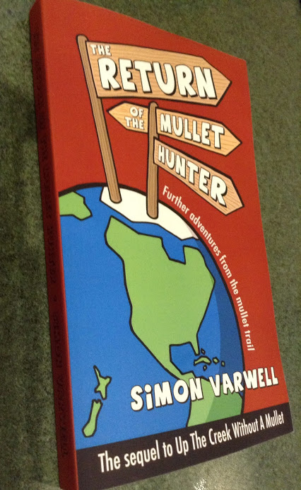 The Return of the Mullet Hunter in paperback