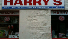 Harry's Lerwick