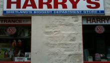 Harry's Lerwick