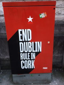 End Dublin rule in Cork