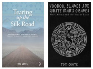 Tom Coote book covers