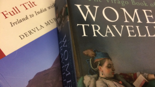 Female travel writers