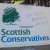 Scottish Conservatives poster