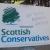 Scottish Conservatives poster